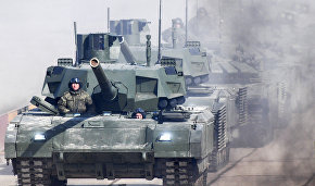 Russian military to test Armata tank in the Arctic