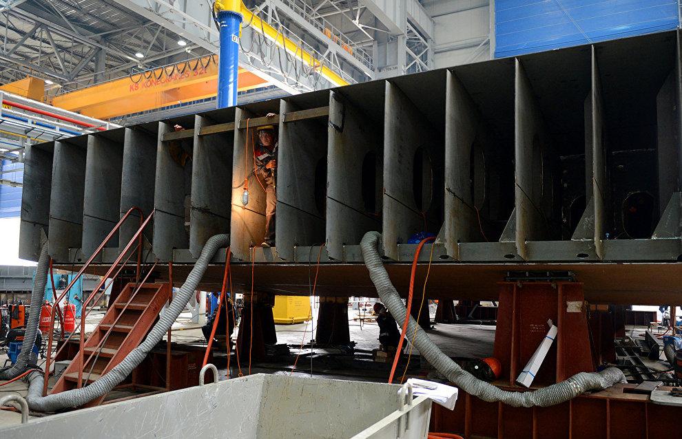 «Роснефть» заказала судоверфи «Звезда» 26 судов