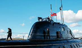 Russia may build nuclear-powered submarine to exploit Arctic mineral wealth