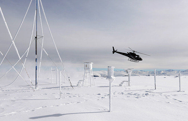Arctic weather station to be built in Tomsk