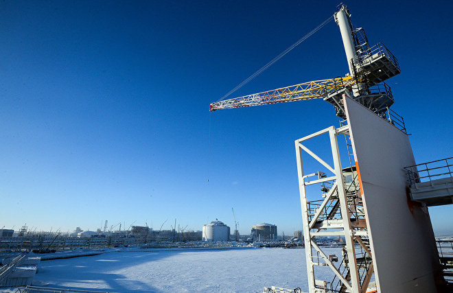 Russia to invest over 100 billion rubles in Arctic LNG 2 infrastructure by 2024