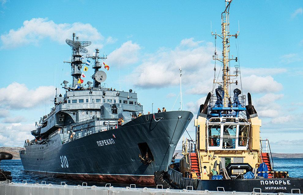 Администрация северного морпути предложила создать центр управления судоходством по СМП