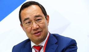 Айсен Николаев вступил в должность главы республики Саха (Якутия)