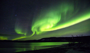 Murmansk Region to install polar lights signs for tourists