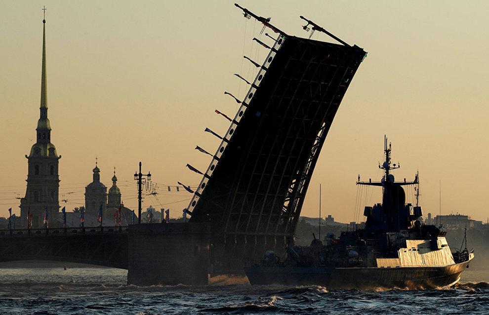 Центр морских арктических компетенций открыли в Петербурге