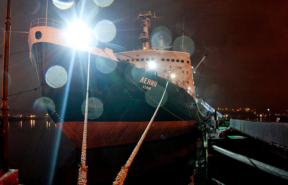 The Lenin nuclear-powered icebreaker to become federal cultural heritage site