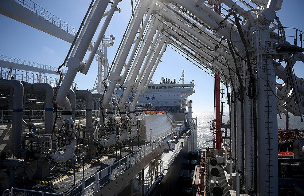 Ведомства до 20 ноября проработают вопрос обеспечения морских перевозок СПГ «Новатэка»