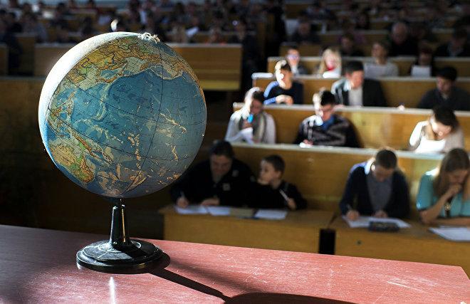 Матвей Шпаро проведёт четвертый Географический диктант