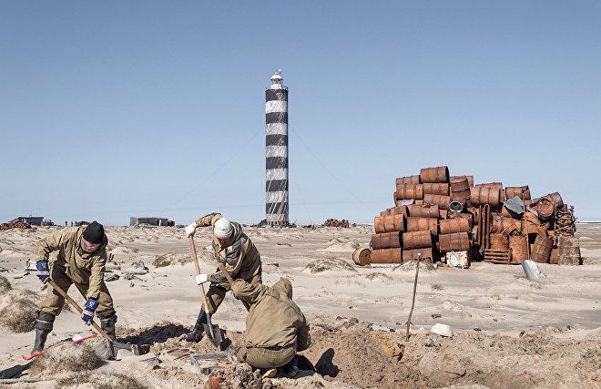 «Зелёная Арктика» готовит новый отряд эковолонтёров