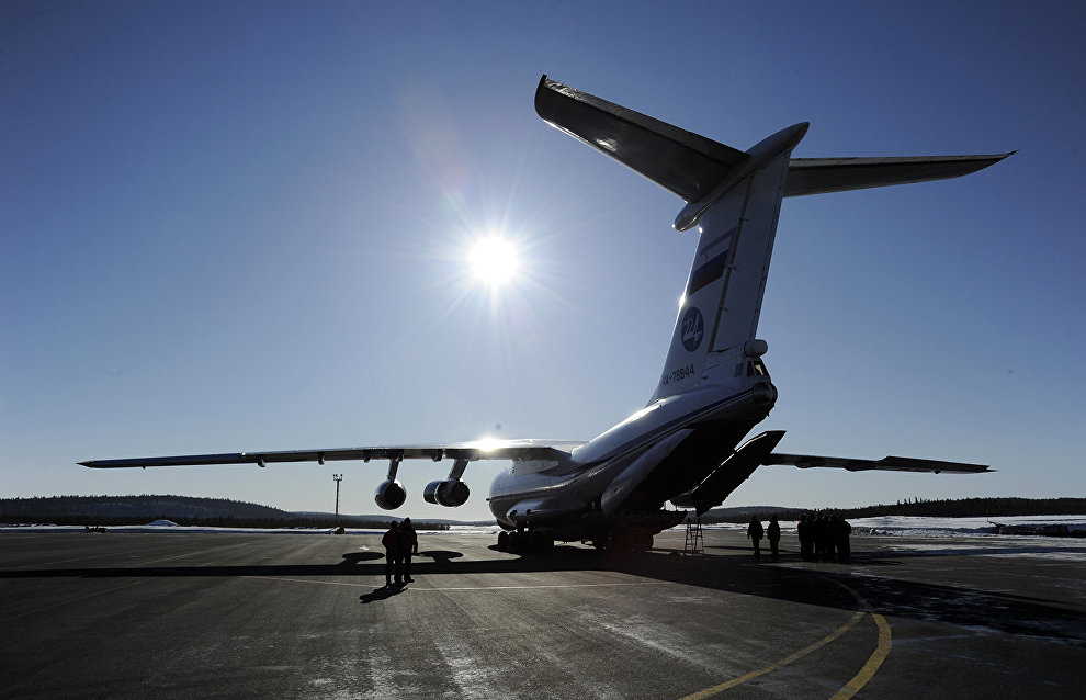 Murmansk Airport could be named after an Arctic explorer, pilot or emperor