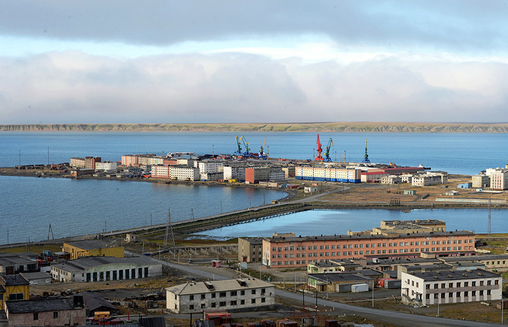 New fire department for Pevek, Chukotka, for floating nuclear power plant