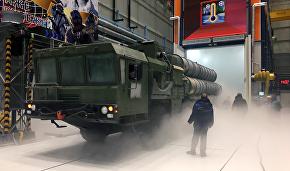 Чилингаров посетил арктические испытания в Санкт-Петербурге
