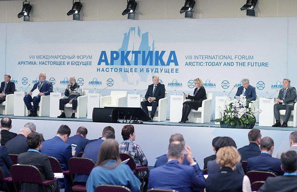В Санкт-Петербурге предложили создать госпрограмму развития Арктики и Антарктики