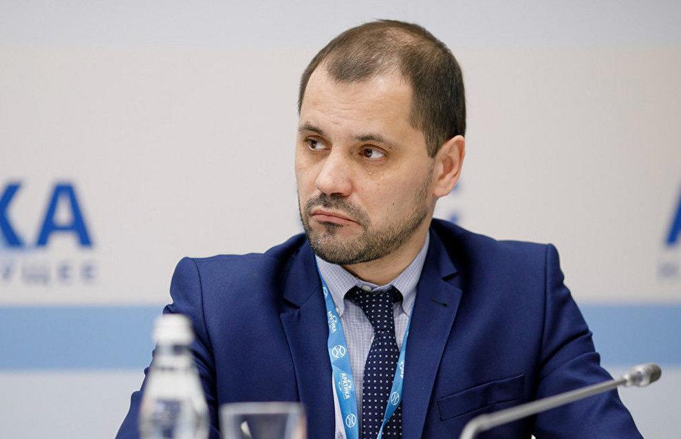 Министр природных ресурсов и охраны окружающей среды Республики Коми Роман Полшведкин