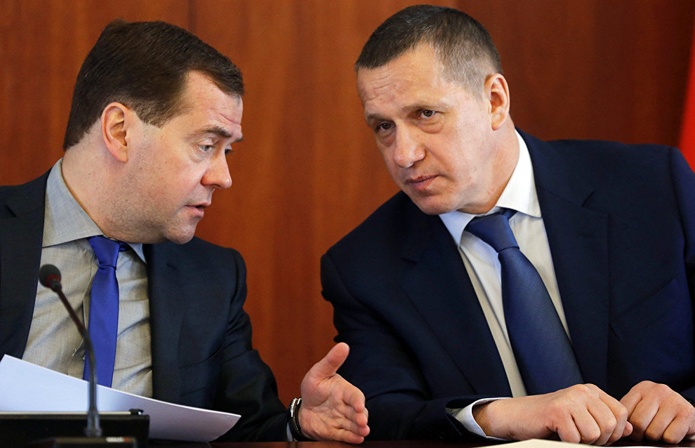 Trutnev to head State Commission for Arctic Development