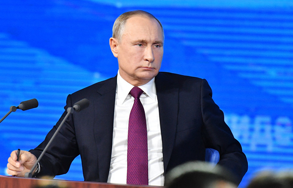 Putin: Building a bridge over the Lena River must make sense