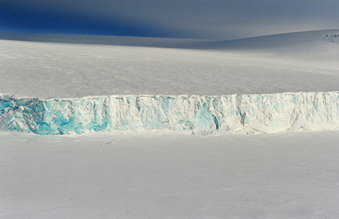 Permafrost thaws by two more centimeters per year