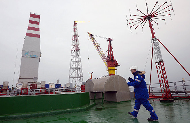Tomsk State University helps develop new oil prospecting system for the Arctic