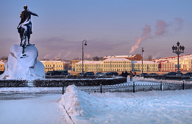 International Arctic Forum moved from Arkhangelsk to St. Petersburg
