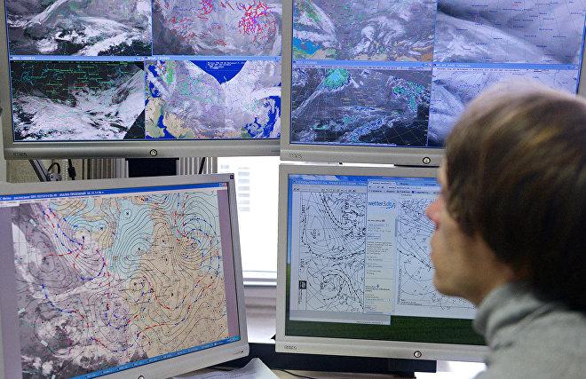 Глава «Роскосмоса»показал уникальные кадры, снятые российским спутником «Арктика-М»