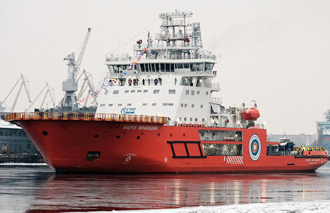 Yamal Governor to organize lecture and guided tour for Bolshaya Peremena contestants aboard icebreaker Andrei Vilkitsky