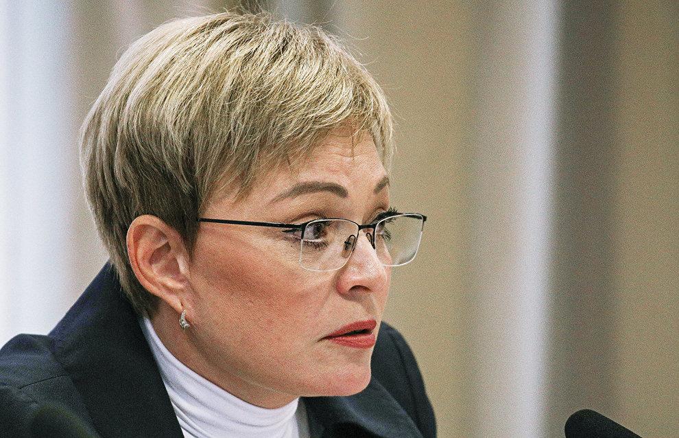 Governor Marina Kovtun denies reports of resignation