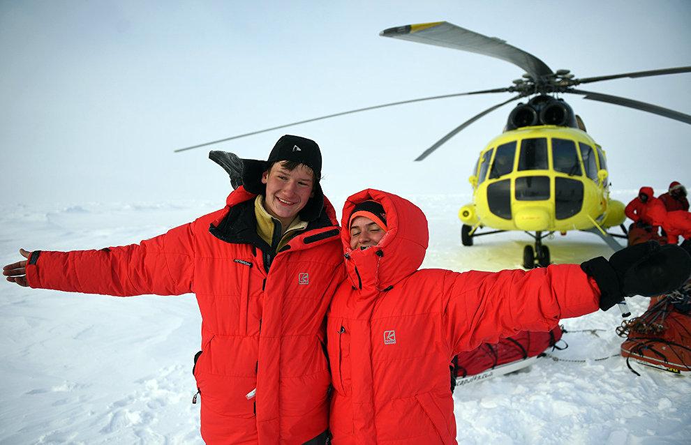 Новые базы и вертолётные площадки сделают туры в парк «Русская Арктика» дешевле в пять раз