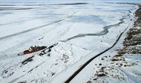 Минпромторг РФ изучает предложения по созданию 4 ледоколов на СПГ для работы в Арктике