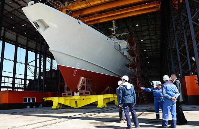 Развитие мирового судостроения обсудят на форуме «Арктика – территория диалога»