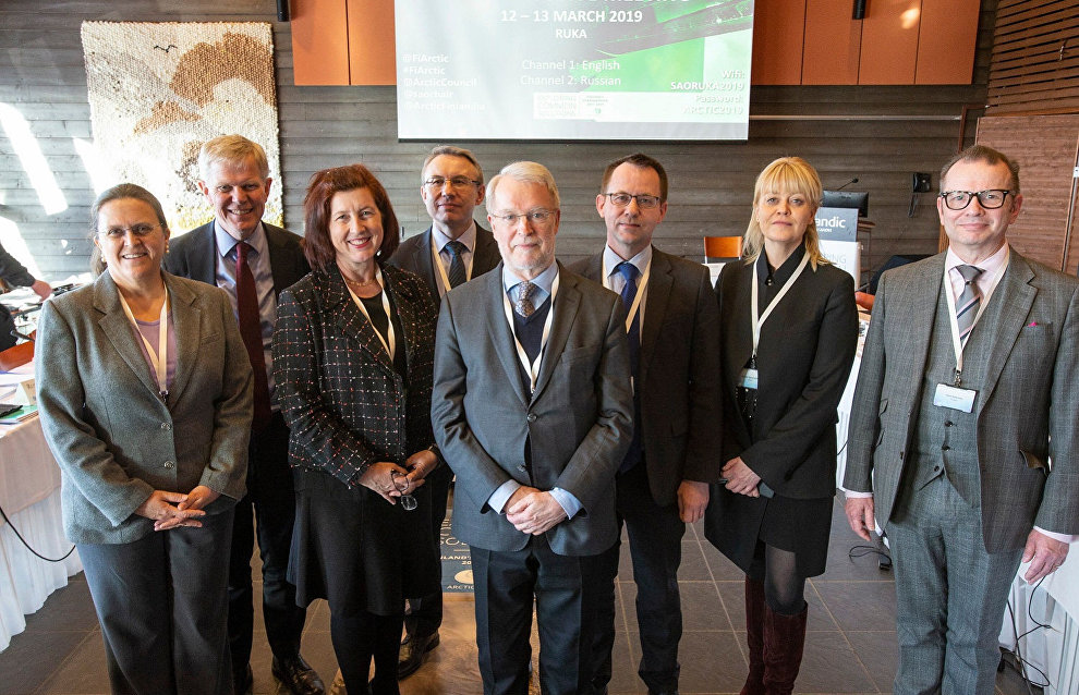 Arctic Council reviews its performance over the past two years