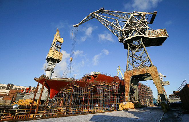 Nuclear-powered icebreaker Ural to be launched in May 2019