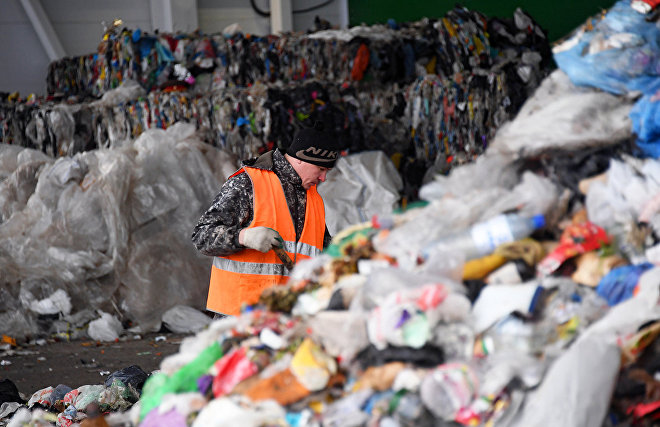Russia launches pilot waste incinerator in the Arctic