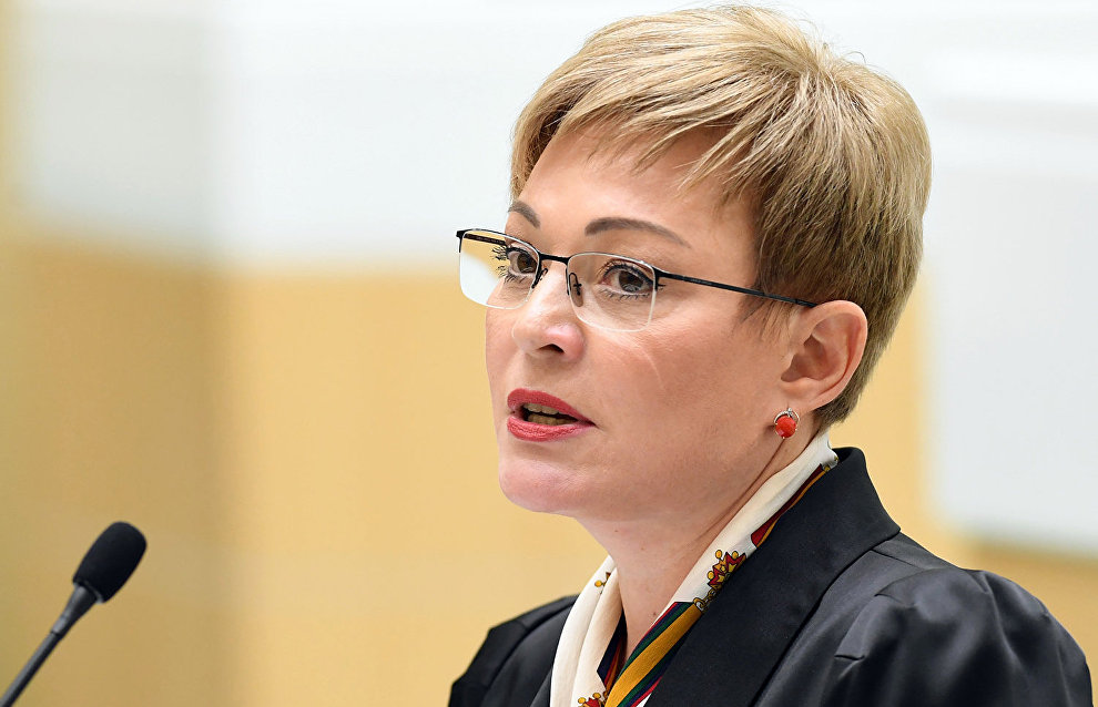 Murmansk Region governor responds to rumors of her resignation