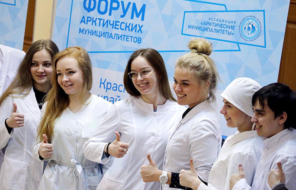 St. Petersburg to host 2nd Arctic Municipalities Forum during 5th International Arctic Forum