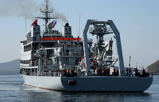 Russia develops new rules for foreign military vessels on Northern Sea Route