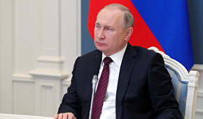 Putin endorses foundations of government policy in the Arctic until 2035