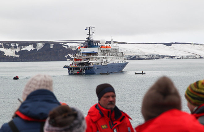 State Duma approves cruise ship rules for Arctic and Far East