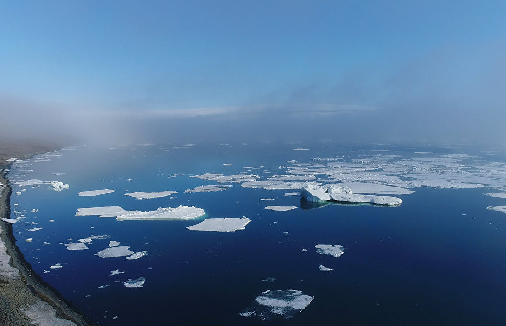 Remote volunteer program on microplastics launched at Russian Arctic National Park