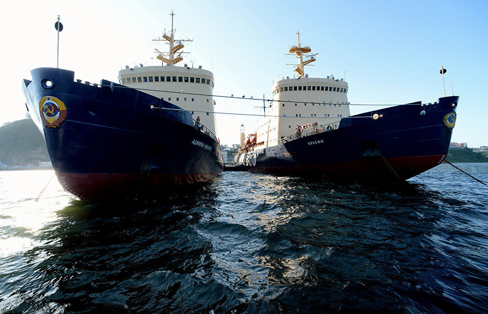 Lavrov: Russia will support all vessels on the Northern Sea Route