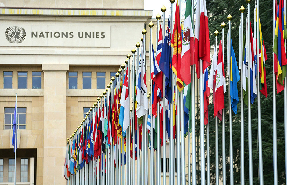 Kobylkin: UN commission to vote on limits of the Russian continental shelf in August 2019