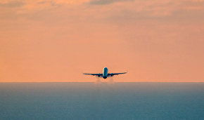 Arkhangelsk Region, Nenets Autonomous Area plan Arktika Airlines