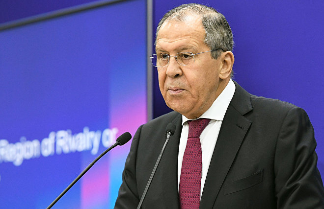 Lavrov: Russia hopes all will realize military activity in the Arctic is counterproductive