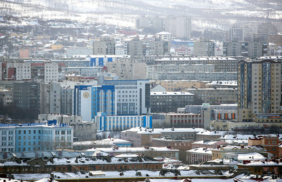 Andrei Chibis: Comfortable cities are essential for developing the Arctic