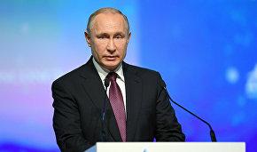 Путин: Достижение объёма перевозок по СМП до 80 млн тонн в год – это реалистичная задача