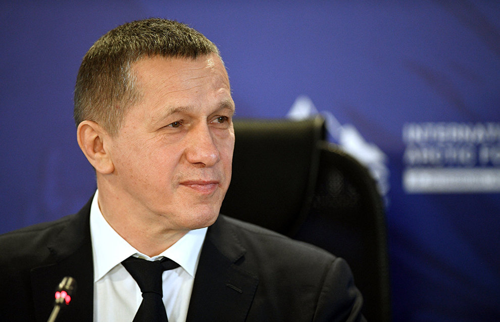 Yury Trutnev: Belkomur project not cost-effective