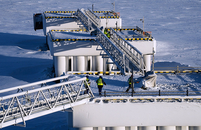 Total plans to invest in Novatek's LNG terminals in Murmansk and Kamchatka
