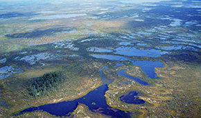 Scientists study thermokarst lake emissions in Western Siberia and the Arctic