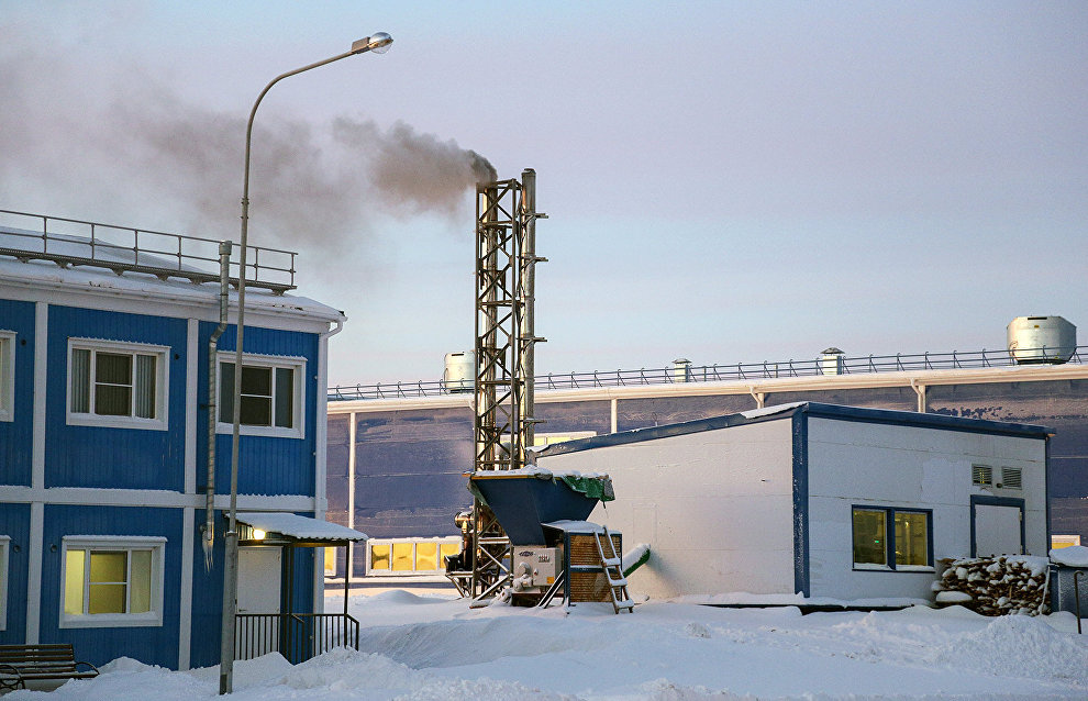 Ministry of Natural Resources and Environment to heat up Arctic towns using plasma waste-incineration method