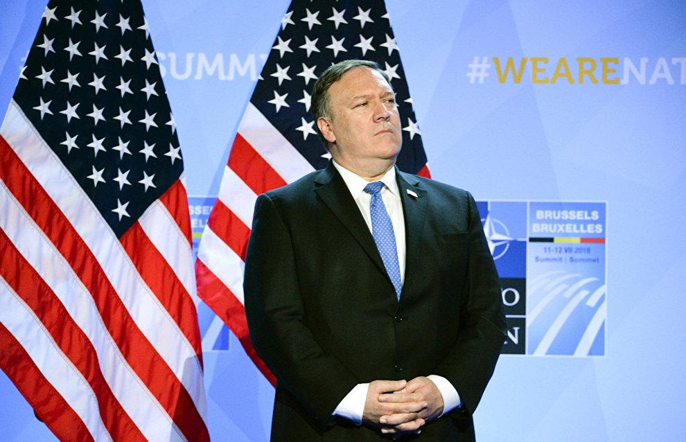 Помпео заявил, что Арктический совет стал более внимателен к «угрозе со стороны РФ и КНР»