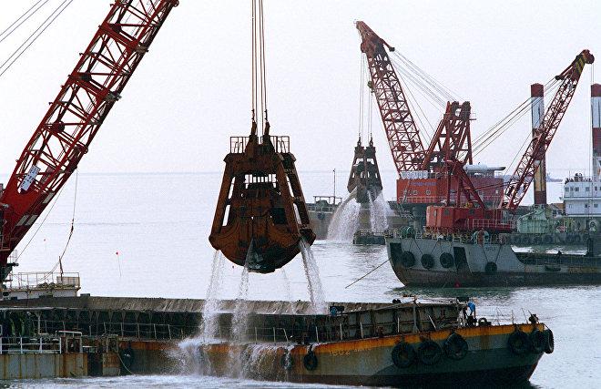 СМИ: Дноуглубление на терминале «Утренний» произведут на средства для атомных ледоколов